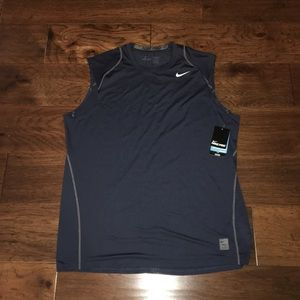 NWT, Nike Dry Fit , Fitted sleeveless XXL